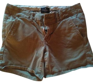American Eagle Outfitters Board Shorts Green
