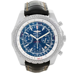 Breitling Breitling Bentley Motors Chronograph Blue Dial Mens Watch A25362