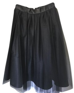 Bliss Tulle Skirt Black