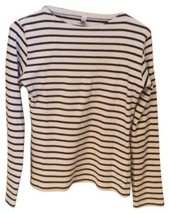 Petit Bateau T Shirt Blue and white