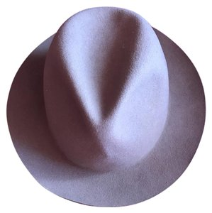 Rag & Bone Rag & Bone Wool Wide-Brim Fedora Hat