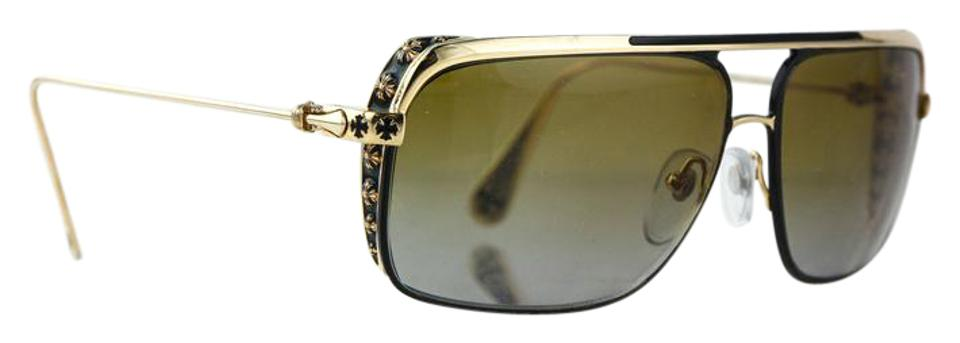 dae4922d681a Chrome Hearts Gold Rose Gold Under Tone   (Very Rare ) Boneyard Sunglasses