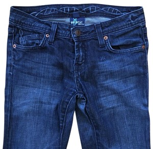 Genetic Denim Boot Cut Pants Blue