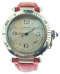 Cartier Ladies Cartier Pasha Stainless Steel Automatic 38mm Watch
