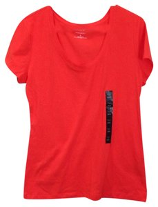Banana Republic T Shirt Coral