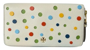 Tory Burch Tory Burch Confetti Continental Zip Wallet