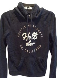 Hollister Navy Sweatshirt