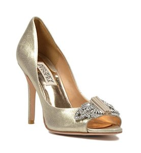 Badgley Mischka Gold | Champagne Formal