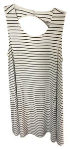 American Eagle Outfitters short dress Black and white on Tradesy