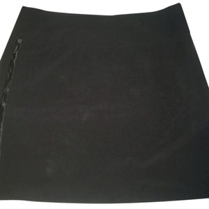 Cache Mini Skirt Black