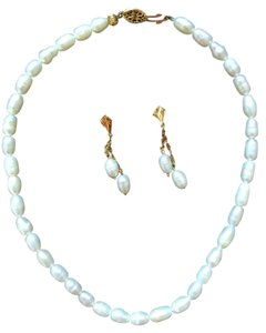 Baroque Freshwater Pearls 14k Gold