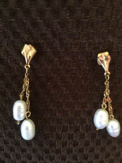 Other Baroque Freshwater Pearls 14k Gold