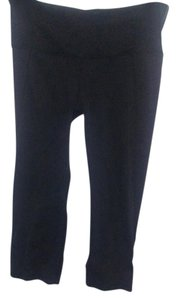 Lululemon Straight Pants Black