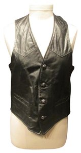Gino Leathers Vintag Leather Vest
