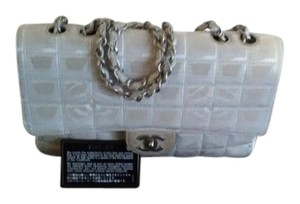 Chanel Satchel in Natural