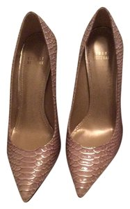 Stuart Weitzman Golden w/some brown Pumps