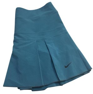 Nike Teal Tennis Golf Skirt Dri-fit Med/ Large