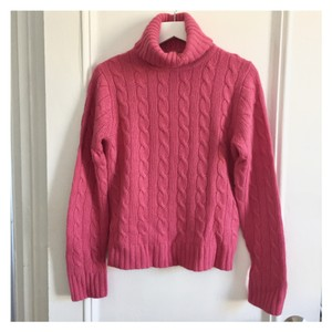 J.Crew Cable Turtleneck Sweater