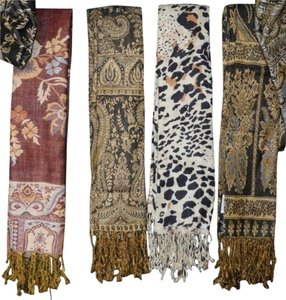 Ashley Cooper CHOOSE ONE! New PASHMINA Scarves / Wrap - Quality fabric, SUPER soft!