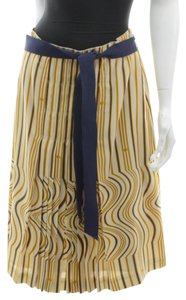 Tory Burch Tory Skirt Gold