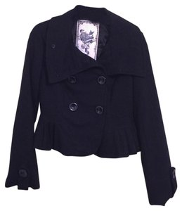 Forever Yours Wool Designer Pea Coat