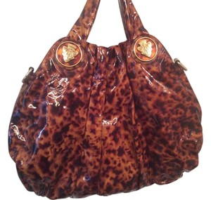 Gucci Brown Limited Edition Hobo Bag