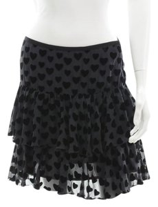 Marc by Marc Jacobs Mini Mini Skirt Black