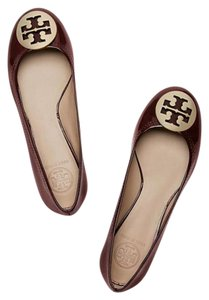 Tory Burch Patent Leather Borscht Flats