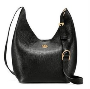 Tory Burch Tote in black, beige, gold