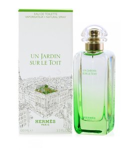 Hermès UN JARDIN SUR LE TOIT by HERMES EDT Spray for Women ~ 3.3 oz / 100 ml