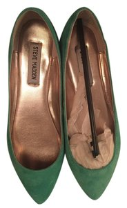 1cd89b96abd Women's Green Steve Madden Shoes - Up to 90% off at Tradesy