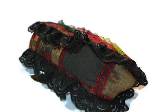 Other Steampunk Bohemian Carpetbag Tapestry Frame Purse Hobo Bag