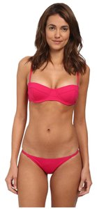 Proenza Schouler Reef Underwire Demi Top w/ Bikini Brief XS