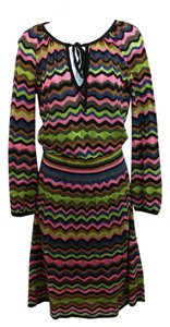M Missoni short dress M Knit on Tradesy