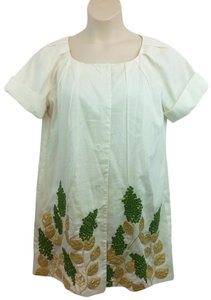 Marc by Marc Jacobs short dress White Silk on Tradesy