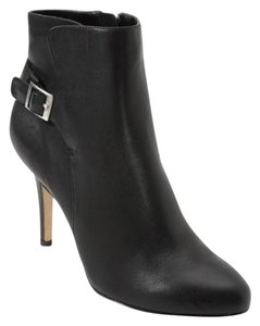 White House | Black Market Ankle Bootie Leather Black/Leather Boots