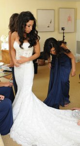 Pnina Tornai Pnina Tornai Custom Made Dress With Sweetheart Neck Wedding Dress