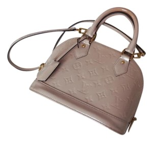 Louis Vuitton Tote Alma Bb Cross Body Bag