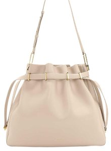 Tiffany & Co. Leather Gold Blair Shoulder Bag