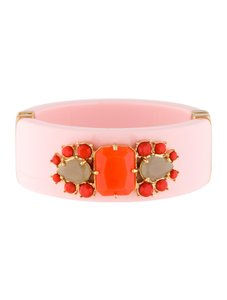 Kate Spade Kate Spade In the Mood Hinged Bracelet NWT Light Pink