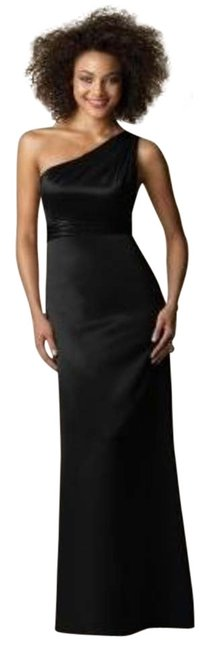 After Six Black 6587 Long Night Out Dress Size 12 (L) After Six Black 6587 Long Night Out Dress Size 12 (L) Image 1