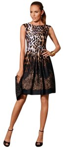 Boston Proper Leopard Lace Dress