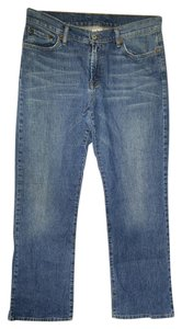 Lucky Brand Lucky 14 Long Boot Cut Jeans-Medium Wash