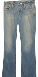 Lucky Brand Flare Leg Jeans-Light Wash