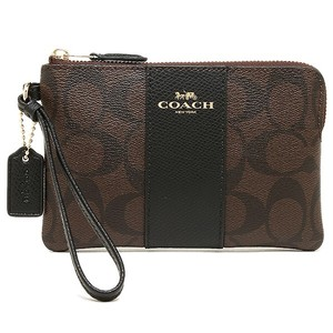 Coach Walet Wristlet in Multi Cc
