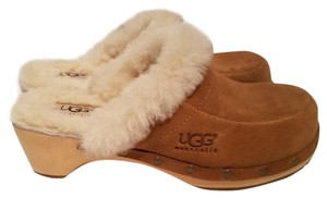 e2cec2c10b2 Brown UGG Australia Mules & Clogs Chunky Up to 90% off at Tradesy