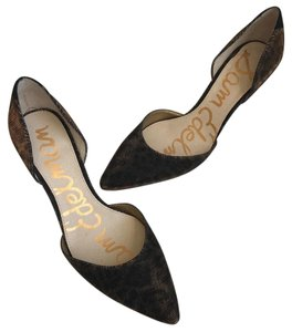 Sam Edelman Black, gold Pumps