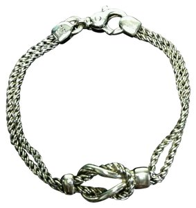 Tiffany & Co. Love Knot Rope Bracelet