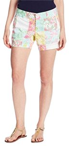 Lilly Pulitzer State Patch Callahan Lobstah Roll Callahan Shorts