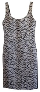 Diane von Furstenberg Leopard Sheath Dvf Nwt Dress